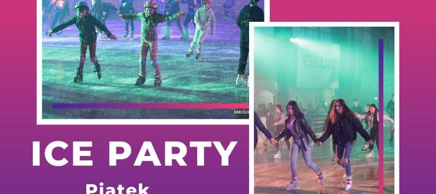 Ice Party czyli taneczne szaleństwo na łyżwach