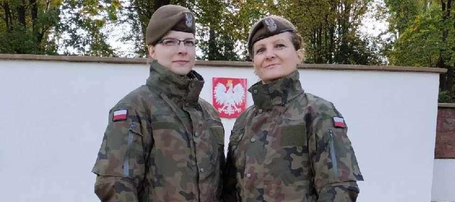Wśród przysięgających było 2 mieszkańców powiatu mławskiego, w tym jedna kobieta szer. Paulina Zadrożna, której mama składała przysięgę w dniu Święta Brygady