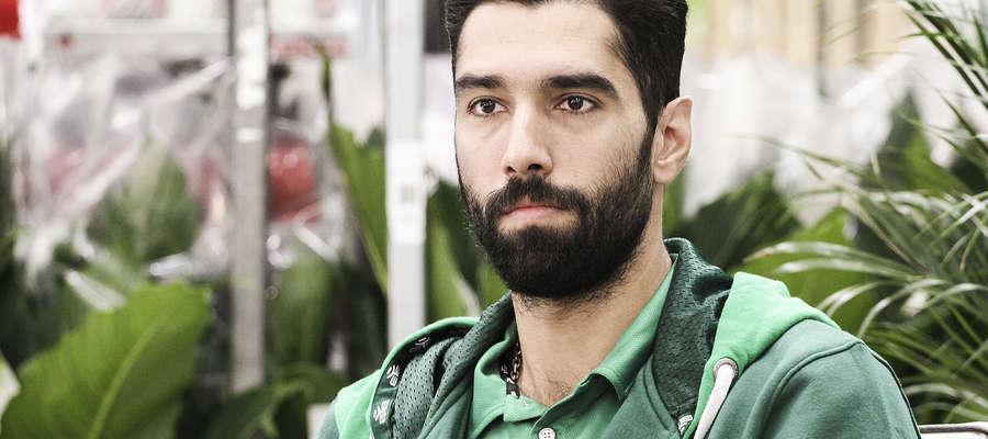 Seyed Mohammad Mousavi już w barwach Indykpolu AZS Olsztyn