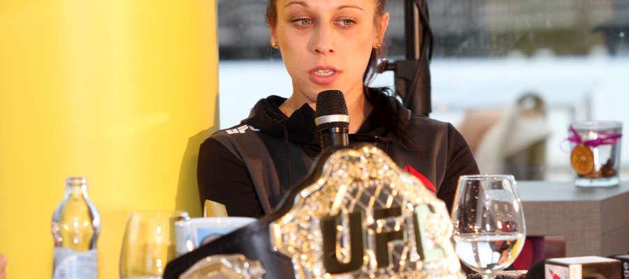 Joanna Jędrzejczyk postawiła ważny krok w kierunku walki o odzyskanie tytułu mistrzyni UFC
