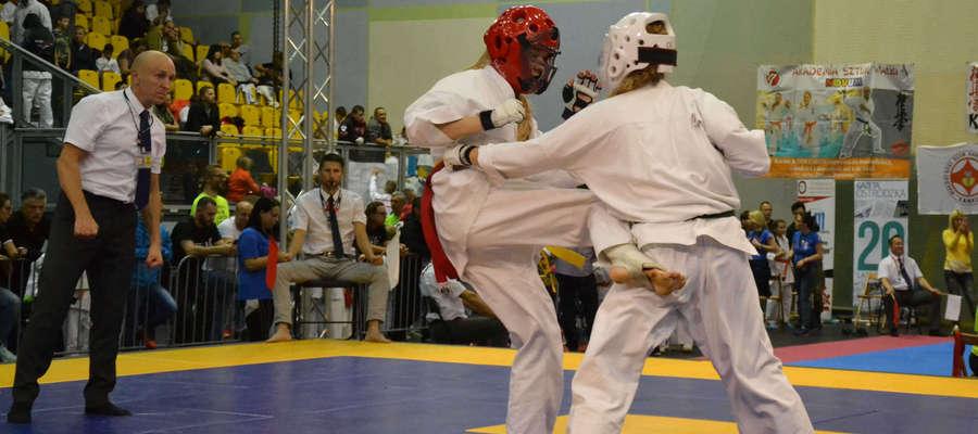 Karatecy przez całą sobotę będą rywalizowali o mistrzostwo Polski