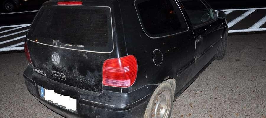 Skradzione auto