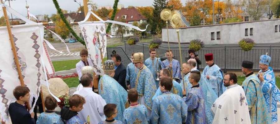Olsztyńska parafia greckokatolicka ma 40 lat