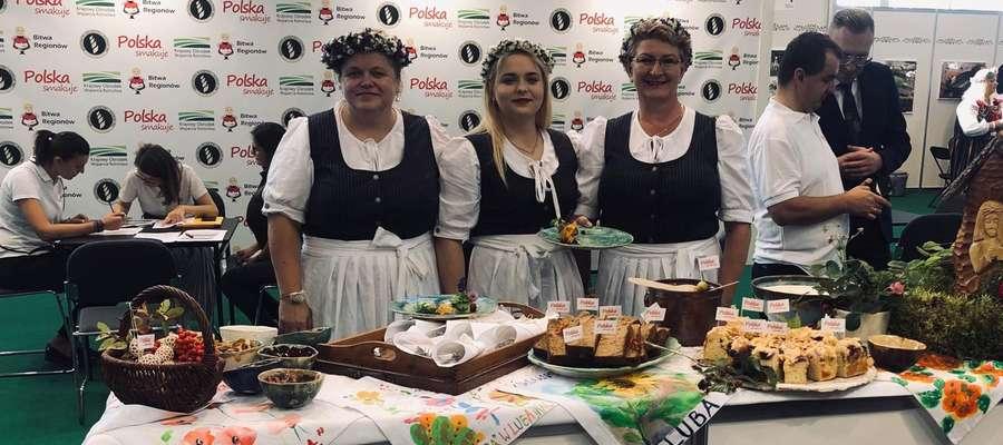 Od lewej: Joanna Maciejewska, Weronika Maciejewska i Anna Lewandowska