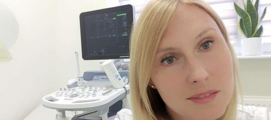 Natalia Data- Jabłońska: Często słyszę mile słowa z ust pacjentek