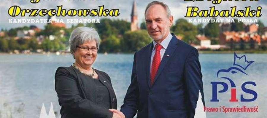 Mamy posła i senatora. Parlamentarzyści z Ostródy ponownie z mandatami