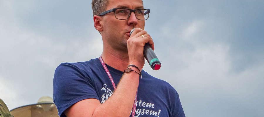 Łukasz Nikołajuk jest związany z MOSiR od chwili samego powstania instytucji