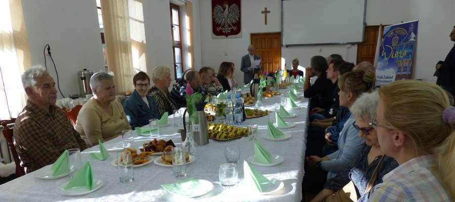 Uroczystość odbyła się w Urzędzie Miejskim w Piszu