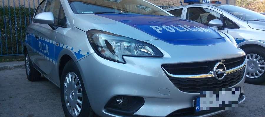 Czynnik chłodzący zamiast do radiowozów, trafiał do klimatyzacji w prywatnych pojazdach funkcjonariuszy
