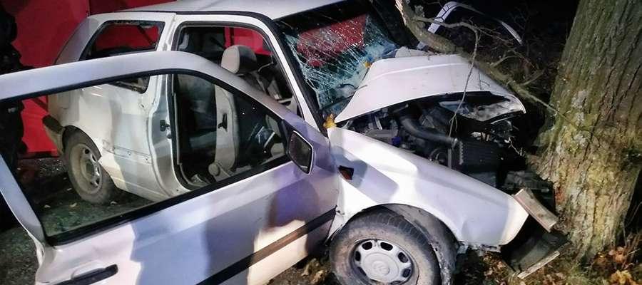 Tragiczny wypadek w Troksach.