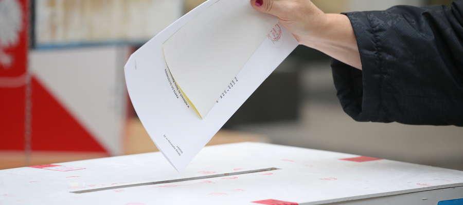 urna wyborcza - ilustracja do tekstu
