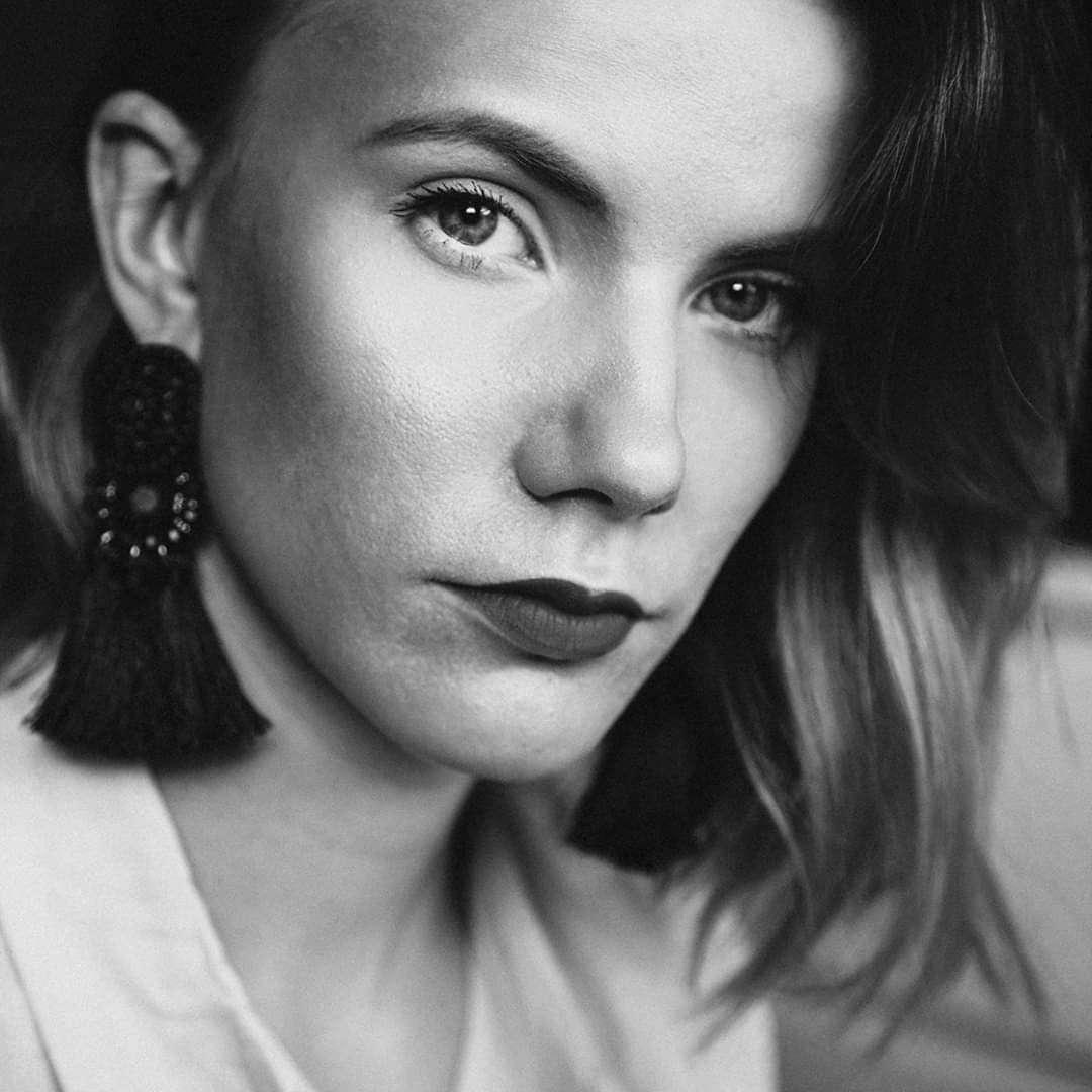Agnieszka Blonka (selfi)