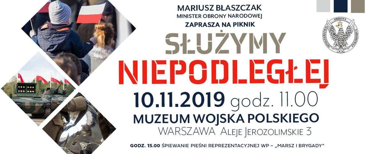 """Pikniki Służymy Niepodległej w całej Polsce. """"Marsz Pierwszej Brygady"""" zabrzmi także na Warmii i Mazurach - full image"""