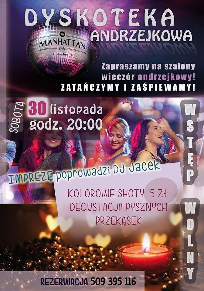Dyskoteka Andrzejkowa - full image