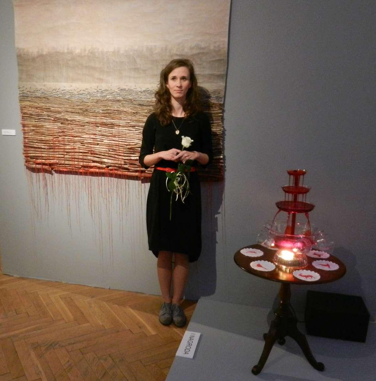 Joanna Kaczmarczyk i jej protest