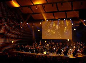Mikołajki w filharmonii - full image
