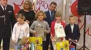 Nagrody dla uczniów za konkurs o zdrowiu i higienie