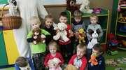 Światowy Dzień Pluszowego Misia u 3 i 4 latków w Napiwodzie