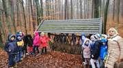 Cenna lekcja w Izbie Edukacji Leśnej