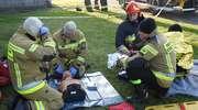 Strażacy ćwiczyli ratownictwo w różnych sytuacjach [ZDJĘCIA, VIDEO]