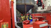 Pożar w fabryce mebli. Zadysponowano 9 zastępów straży pożarnej