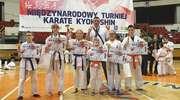 Ostródzcy karatecy wywalczyli osiem medali na turnieju w Olsztynie
