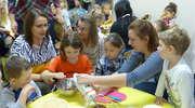 KURZĘTNIK: W teorii i w praktyce o prawidłowym żywieniu dzieci w Pisklandii