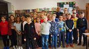 Nowy Kurier Mławski odwiedził uczniów Szkoły Podstawowej w Wiśniewie