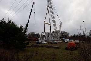 Jest już nowy most kolejowy na rzece Ełk