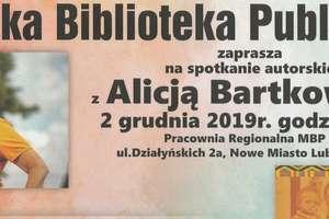 Mieszkanka Mszanowa zaprezentuje swoją debiutancką książkę