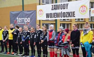 Finał Wojewódzki w piłce nożnej dziewcząt