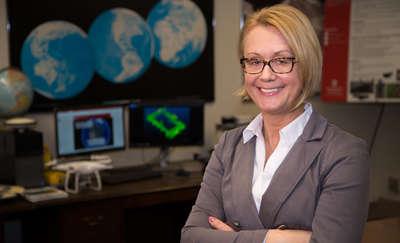 Profesor Dorota Grejner-Brzezińska, olsztynianka, która będzie doradzać prezydentowi USA: Kobiety to świetni inżynierowie [ROZMOWA]