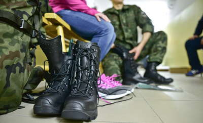 (Nie)zwykła sobota dla ochotników Wojsk Obrony Terytorialnej