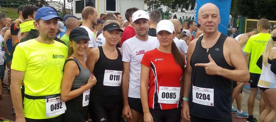 Ostróda Runners w drugim półroczu brali udział w wielu imprezach biegowych