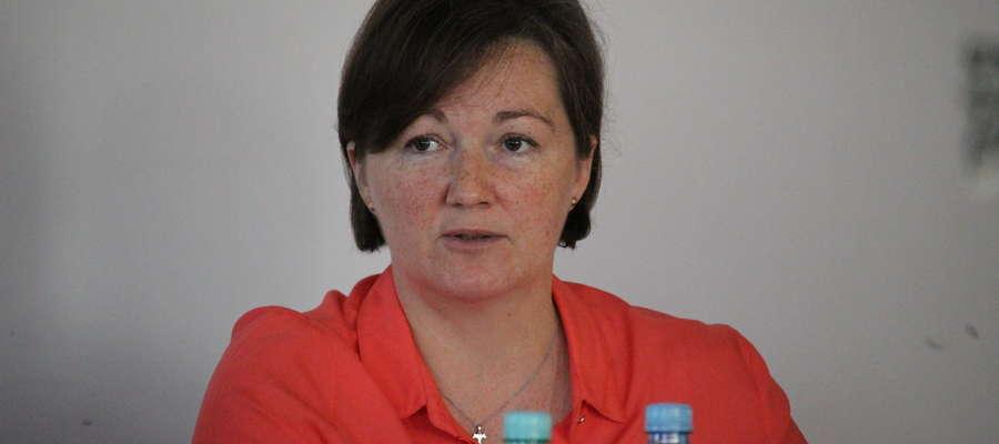 Podczas ostatniej sesji skarbnik gminy Marzena Kujawa informowała o zmniejszonych wpływach za śmieci