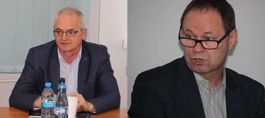 Radny Zbigniew Nosek dopytywał o szczegóły programu