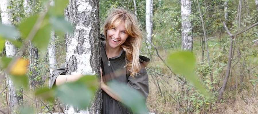 Anna Kamińska, autorka książek m.in. o Wandzie Rutkiewicz i Simonie Kossak