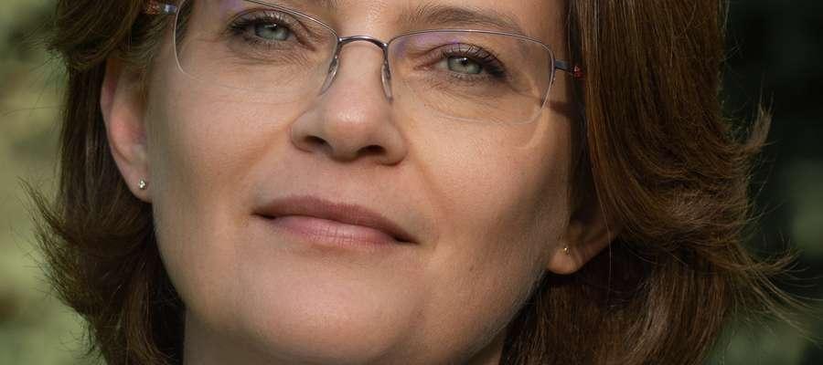 """Beata Krzywosz-Rynkiewicz, przewodnicząca Rady Programowej Akademickiego Ośrodka Pomocy Psychologicznej i Terapii """"Empatia"""""""