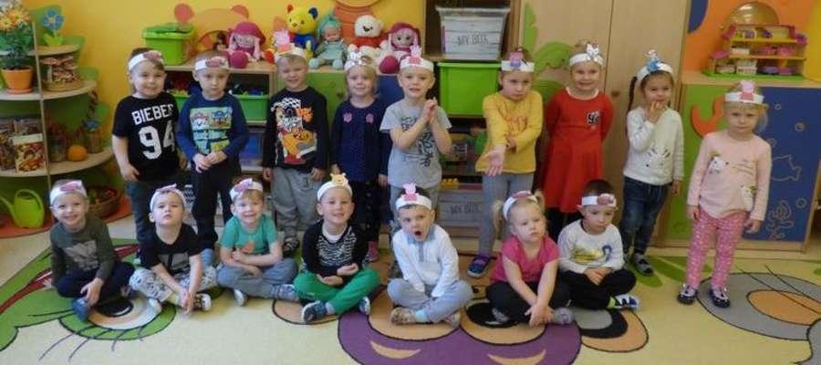 Przedszkolaki świętowały Dzień Postaci z Bajek