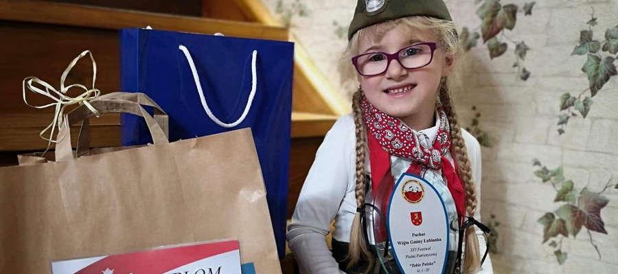 Jagoda Prokop zdobywa kolejne nagrody