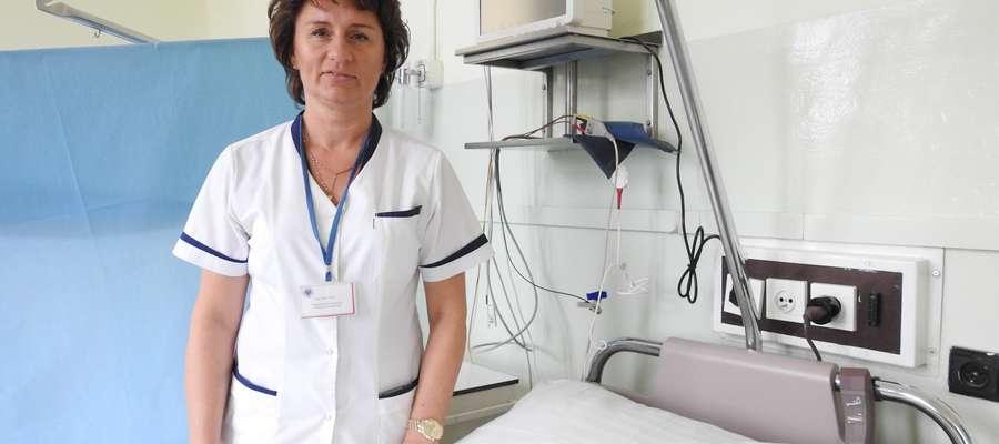 Ania Wenta, pielęgniarka, Wielkie Serce