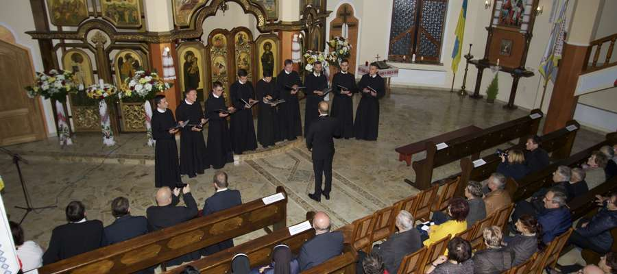 Koncerty Muzyki Cerkiewnej 2018