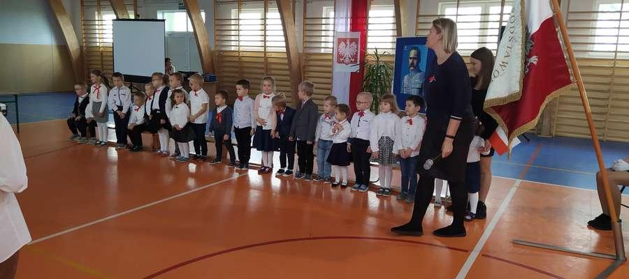 Szkoła podstawowa w Niechloninie