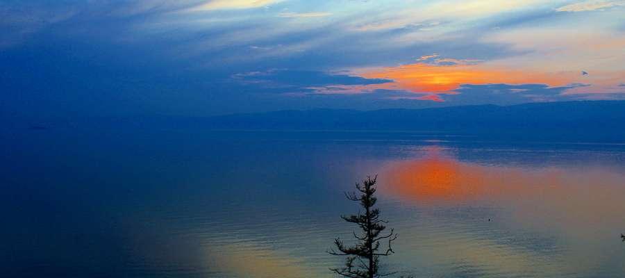 Wieczorny Bajkał