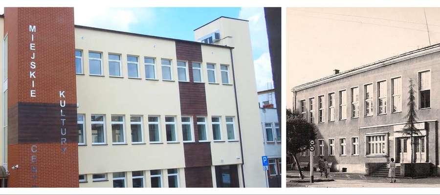 MCK współcześnie i w latach 60-70 w Nowym Mieście