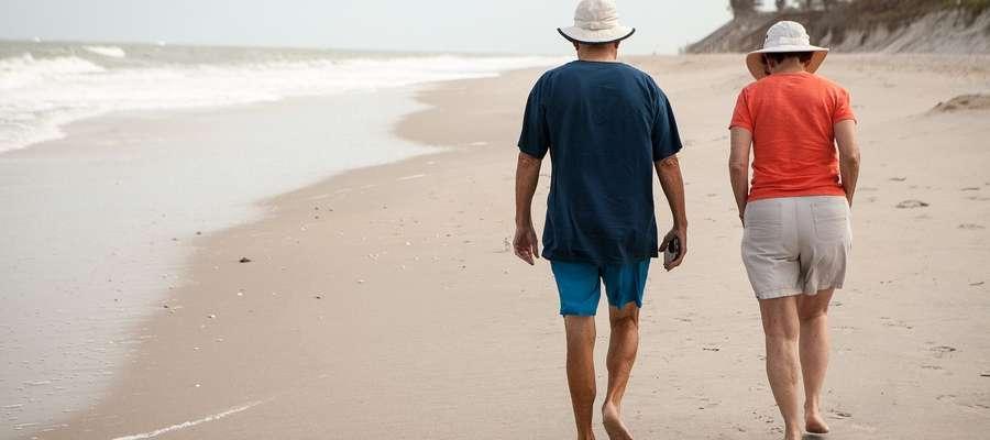 Wyższe emerytury to lepszy poziom życia, np. zagraniczne wakacje