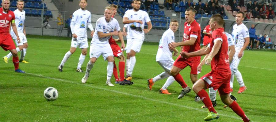 W niedzielę Sokół powalczy o piąte zwycięstwo na własnym stadionie w tym sezonie
