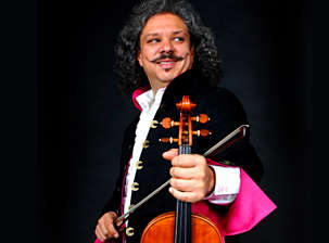 Koncert marszałkowski Roby Lakatos & SawarS Tango Orquesta - full image