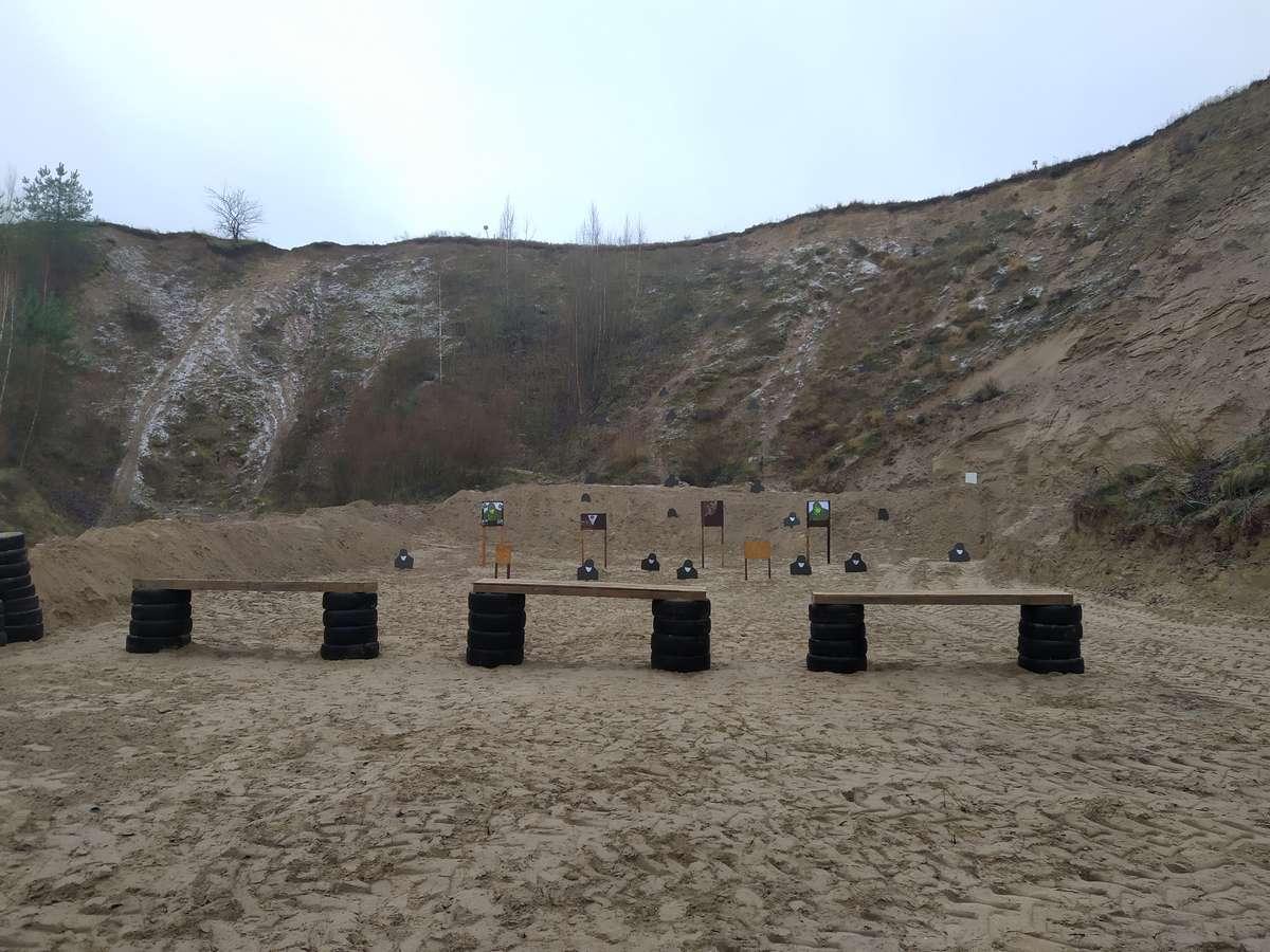 Wielkie otwarcie nowej strzelnicy KORMORAN 2 - full image