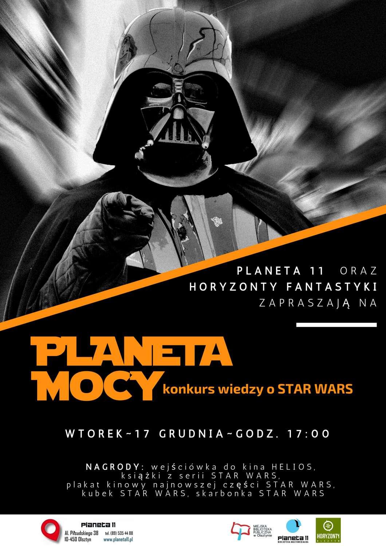 Jesteś fanem Gwiezdnych wojen? Sprawdź się w konkursie Planety 11 - full image